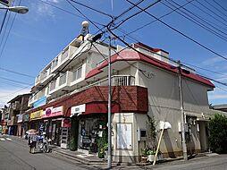 東京都西東京市ひばりが丘北4丁目の賃貸マンションの外観