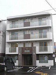 クラリス東札幌[4階]の外観