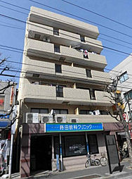 神奈川県横浜市南区宮元町2丁目の賃貸マンションの外観