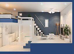 野芥新築 アパート[1階]の外観