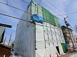北海道札幌市東区北七条東8丁目の賃貸マンションの外観