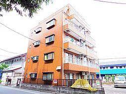 東京都小平市小川東町4丁目の賃貸アパートの外観