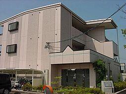 愛知県名古屋市緑区篭山2丁目の賃貸マンションの外観