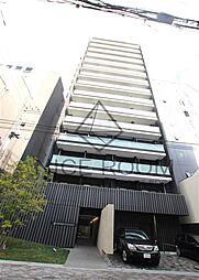 大阪府大阪市中央区今橋2丁目の賃貸マンションの外観