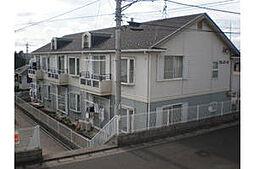 クレストB[2階]の外観