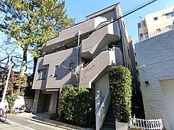 東京都世田谷区深沢1丁目の賃貸マンションの外観