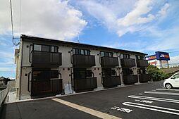 福岡県久留米市御井旗崎1丁目の賃貸アパートの外観