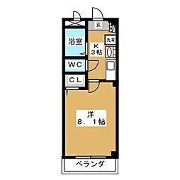 KDY−I[1階]の間取り