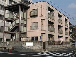 コーポアサカ江北[201号室]の外観