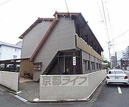 京都府京都市中京区壬生檜町の賃貸アパートの外観