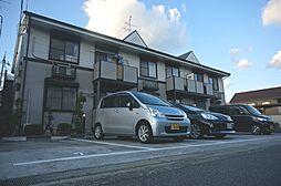 大阪府貝塚市脇浜2の賃貸アパートの外観