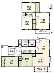 教育大前駅 1,480万円