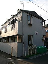 ピュアハウス松ヶ丘壱番館[2階]の外観
