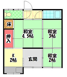Osaka Metro今里筋線 清水駅 徒歩12分の賃貸テラスハウス
