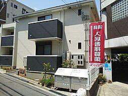 京阪本線 千林駅 徒歩5分の賃貸アパート