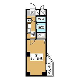 ムーンライトドルフ[3階]の間取り