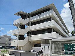 大阪府東大阪市大蓮東4丁目の賃貸マンションの外観