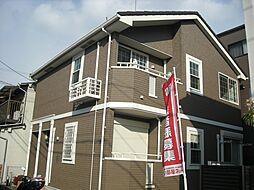 サピーハウス[1階]の外観