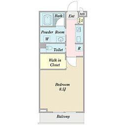 萩山町1丁目計画[2階]の間取り