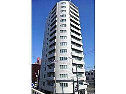レジデンスタワー札幌[10階]の外観