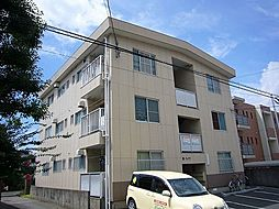 笹ハイツ[3階]の外観