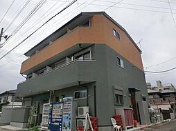 埼玉県川口市大字芝の賃貸アパートの外観