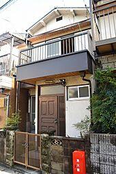 [一戸建] 京都府京都市山科区小山姫子町 の賃貸【/】の外観