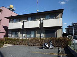 クオリア東茱萸木[2階]の外観