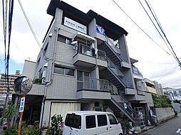 広島県広島市東区牛田中2丁目の賃貸アパートの外観