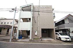 愛知県名古屋市千種区月見坂町1の賃貸マンションの外観