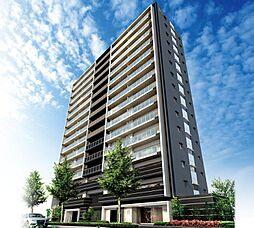 エステムコートディアシティWEST[4階]の外観
