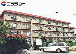 豊ハイツ[3階]の外観
