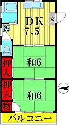 常盤平駅 3.9万円