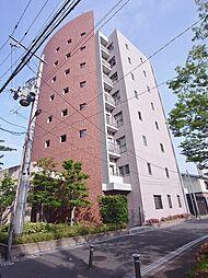大阪府大東市川中新町の賃貸マンションの外観