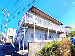 埼玉県所沢市西狭山ケ丘2丁目の賃貸アパートの外観