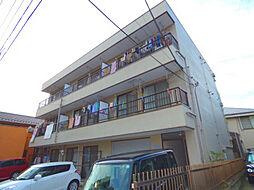 ヴァンティエーム川口[3階]の外観