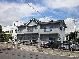 ハアラン矢坂[2階]の外観