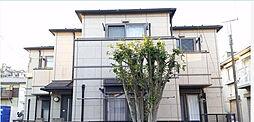 神奈川県横浜市磯子区森6の賃貸アパートの外観