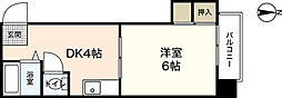第8佐野ビル[2階]の間取り