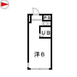 伏見駅 3.7万円