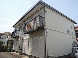 タキザワコーポ B棟[102号室号室]の外観