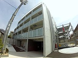 兵庫県西宮市段上町2丁目の賃貸マンションの外観