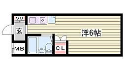 伊川谷駅 1.7万円
