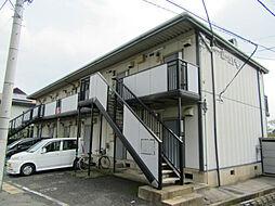 福岡県北九州市小倉北区緑ケ丘1丁目の賃貸アパートの外観