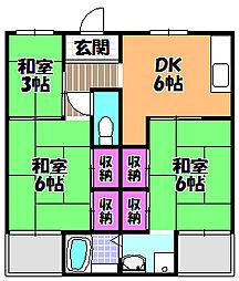 三日市町駅 4.3万円