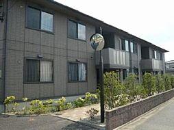 福岡県福岡市早良区重留7丁目の賃貸アパートの外観