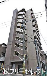 ウェリス箱崎[4階]の外観