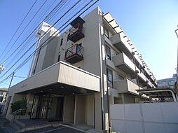 埼玉県越谷市千間台西1丁目の賃貸マンションの外観