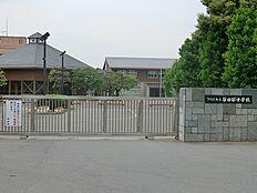 つくば市立谷田部中学校(1100m)