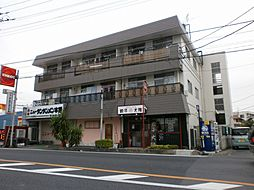 松江マンション[201号室]の外観